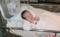 Child 1 6m VSD, CHF, FTT